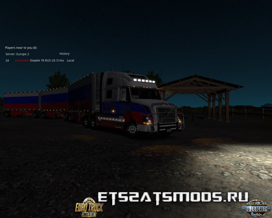 Альбомы American Truck Simulator